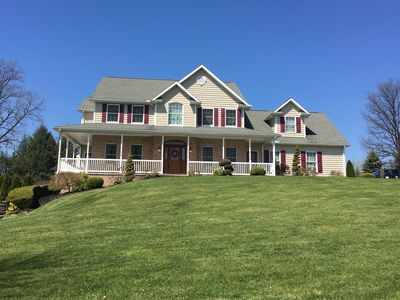 Photo for Custom 4,600 sq ft  Colonial on 2 acres near Philadelphia and Reading PA PA