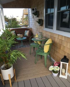 Photo for NEW 1 BDRM cottage, 0.1 mi to private pet friendly beach