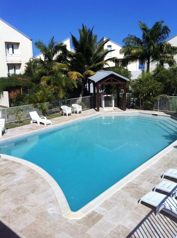 bon Location vacances appartement Carosse: piscine residence Grand cap