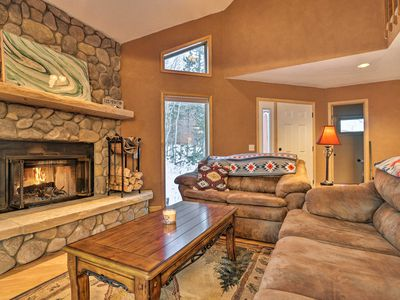 Photo for NEW! Cozy Silverthorne Home w/Hot Tub Near Skiing!
