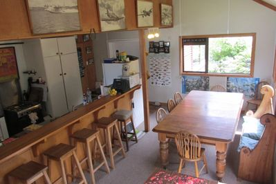 12-seater Dining andamp; Breakfast Bar