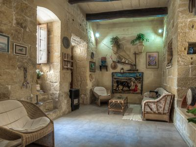 Photo for Casa Barone - Farmhouse full of character in Victoria on Gozo
