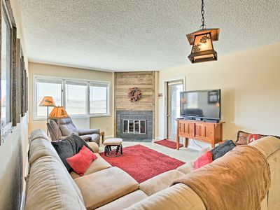 Photo for Granby Condo w/Views & Hot Tub Access-Walk to Lift