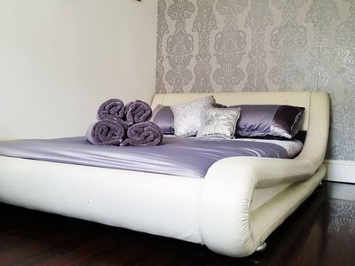 Photo for 1 Bed Flat - 2 mins from Station + 100MB Wifi