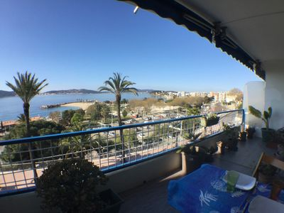 Photo for Apartment ideally located with exceptional views