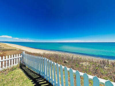 Photo for New Listing! Upscale Cottage in the Heart of South Cape Cod, Walk to Beach