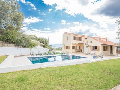 Photo for Villa Konnos View, Stunning 6BDR Villa with Private Pool, Close to Konnos Beach