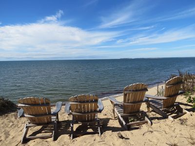 Beachfront Cottage, Best Sunsets in Eastham! Sleeps Six: 445-E