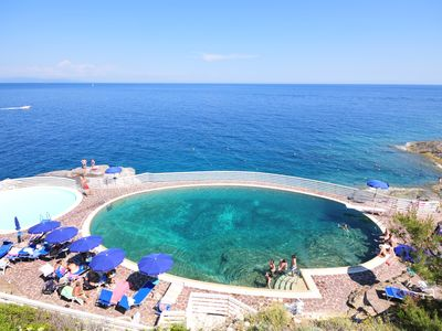 Photo for ELBA sea on foot, garden, relaxation and nature PROMO MAY + SHIP DISCOUNT
