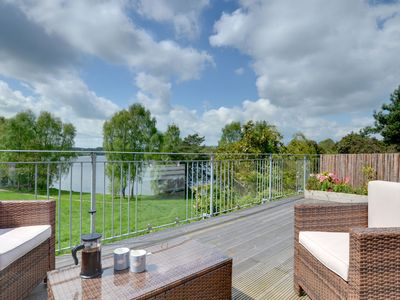Photo for Peaceful Holiday home in Ticehurst Kent with Terrace