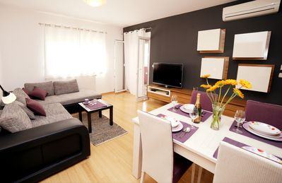 Photo for Family Apartment With 3 Bedrooms