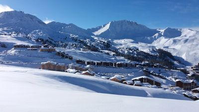 Photo for Apartment New Plagne Village 4 people Full south residence 4 *