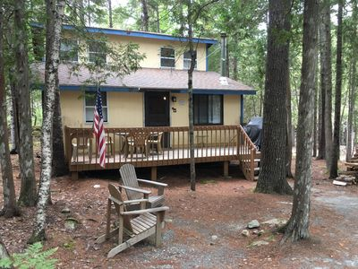 Photo for Anna's Wayfarer's cabin in the heart of Acadia