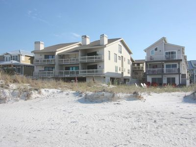 Photo for Beachside Bargain, W/D, Free Wi-Fi, Cable & Phone, 2 Balconies, BBQ, Covered Parking– 6 Pipers Nest