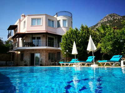 Photo for Stunning Holiday Villa with Private Pool