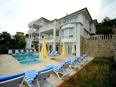 Photo for Imagine You and Your Family Renting this Luxury Villa in Alanya, close to the Beach, Alanya Villa 1034