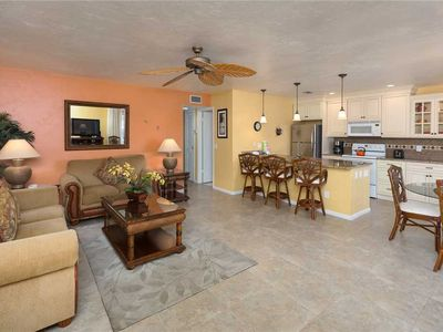 Photo for Unit L6: 2 BR / 2 BA partial gulf view in Sanibel, Sleeps 6