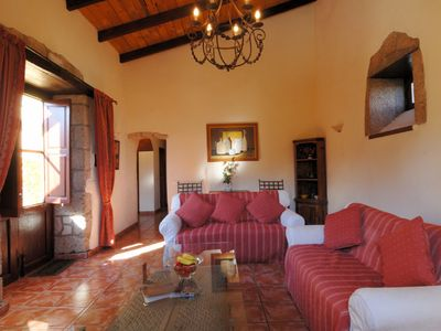Photo for Bougainvillea Cottage - Tenerife Self Catering - La Bodega (king bed) with pool
