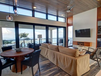 Photo for Stupendous views and steps away from a resort class pool and custom spa.