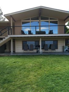 Photo for Prime Flathead lake property. Private, spacious, beautiful.