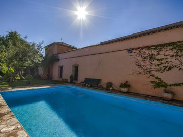 Double room II, Palacete Rural XVIII century with garden areas