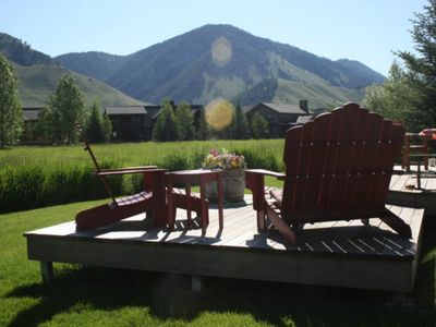 Photo for Beautiful Home in Jackson Hole, Rental 31 days or longer