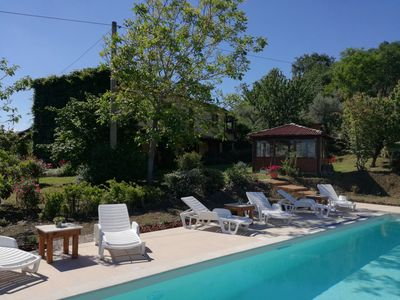 """Photo for Fonte Pecorale """"il Nido"""" """"Oasis of peace and relaxation"""" and heated pool"""