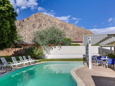 Photo for Smiles Await with Sunny Poolside Views + Fun Filled Furnishings