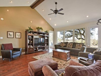 Photo for 4BR House Vacation Rental in Spicewood, Texas