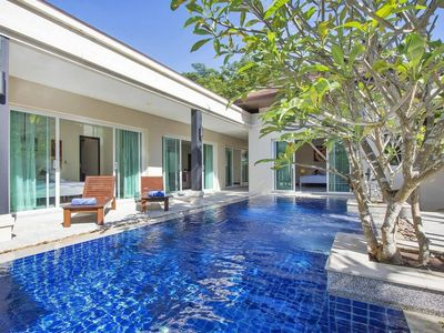 Photo for Modern 3 Bedroom Villa Phuket
