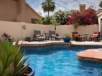 Photo for Gated Golf Course, Resort Living In Ocotillo - Heated Pool