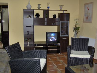 Photo for Low price apartment with big kitchen (situated on the street)