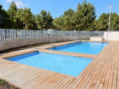 Photo for Apartment La Haya : new, modern and bright close to the Arenal beach in Javea