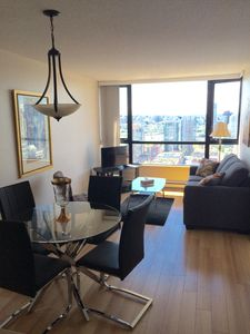 Photo for 1 Bedroom Modern Furnished Apt Downtown Vancouver (Yaletown)