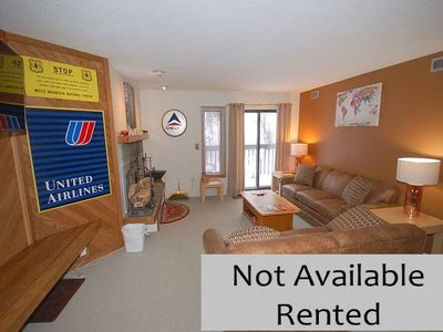 Photo for 1 bedroom ski on/off, Walk onto the lifts! Walk to Ski School!