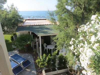 Photo for Detached cottage by the sea, in Finale di Pollina, near Cefalu