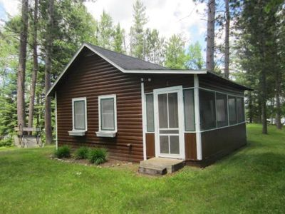Photo for Turtle Point Outpost - Cabin Get Away on a Private Lake - Snapping Turtle Cabin