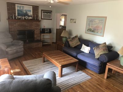 Photo for Comfortable Home in Quiet Beach Front Community Great for Kids!