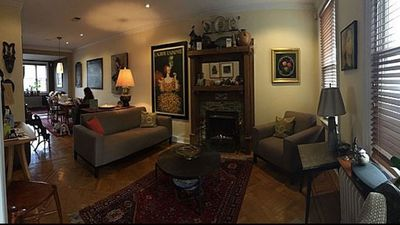 Photo for Monthly Rental Row House NW DC Walk to Metro