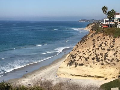 Photo for Ocean front - Likely the most amazing views in all of Del Mar and Solana Beach