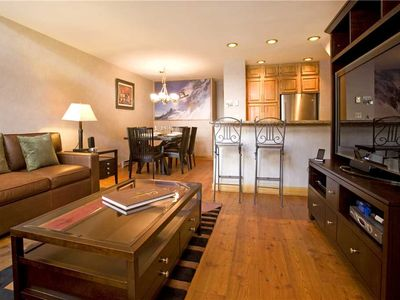 Photo for Ski-In/Out 2-Bedroom Condo in the Town of Telluride