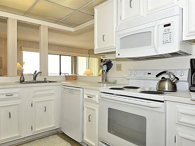 Photo for FREE DAILY ACTIVITIES!!! OCEAN VIEWS!   3 Bedroom / 2 Bath condo. Pretty unit with many updates.