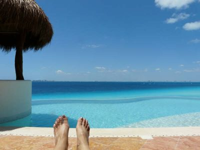 Photo for 3BR Villa Vacation Rental in Isla Mujeres, Q.Roo