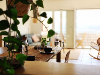 Photo for Lovely apartment in Arrifana with ocean view