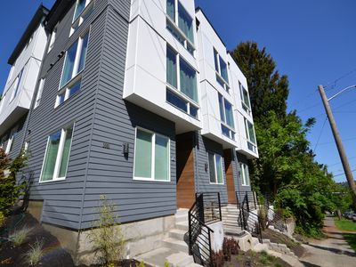 Photo for 5BR Townhome Vacation Rental in Seattle, Washington