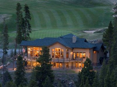 Photo for Immaculate, Spacious, Overlooking Snake River, Golf Course View, 5 Min To Slopes