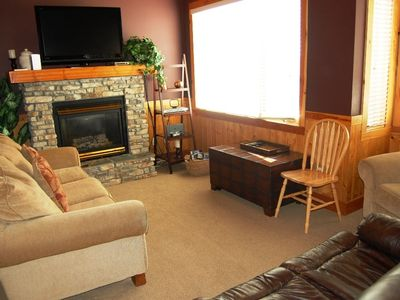 Photo for Big White Grizzly Lodge 1 Bedroom + Den Premium