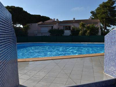 Photo for Luxury cottage Cap d'Agde Proximity to the beaches and Heliopolis
