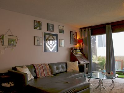 Photo for 1 Bedroom w/on suite bathroom, in a shared living space of a 2 bedroom 2 bath