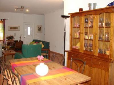 Photo for Villa with pool 7 mn walk from the beach and near golf courses